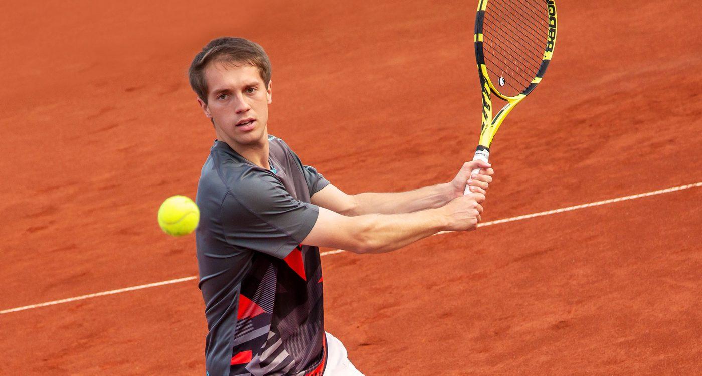 Turniersport Tennis - Jonathan Grimm | TC Hengersberg