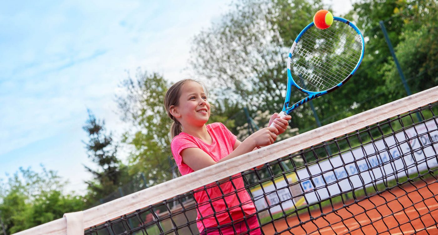 Jugendfoerderung - Tennis beim TC Hengersberg
