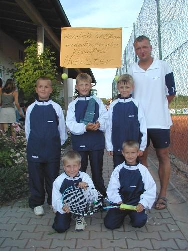 TC Kleinfeld U10 1 2004