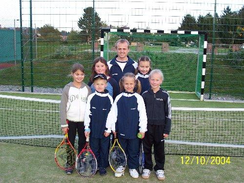 TC Kleinfeld U10 4 2004