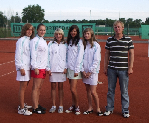 Juniorinnen 1 2007
