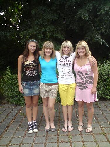 Juniorinnen 1 2008