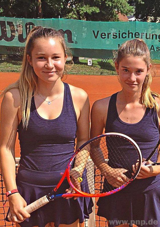 Landkreismeisterschaft18 Siegerinnen U14