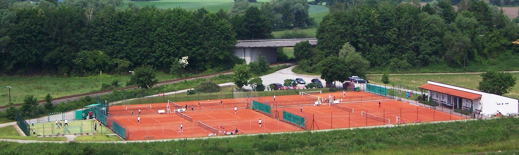 Tennis-Freiplätze TC Hengersberg