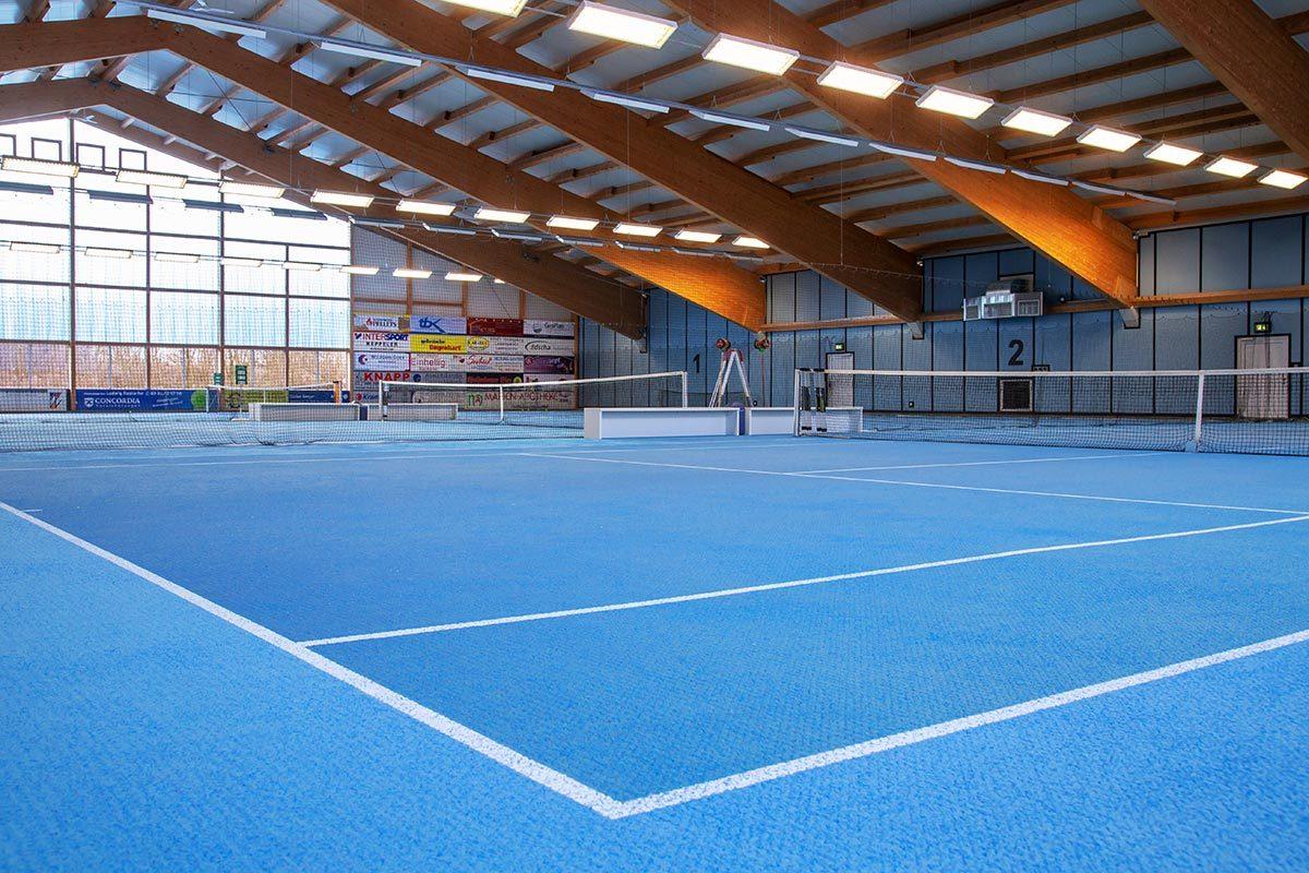 Tennishalle TC Hengersberg