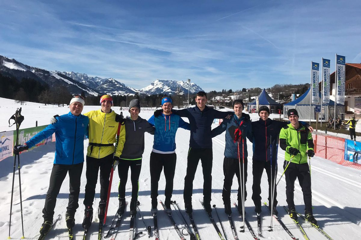 3 Tage Langlaufen in Ruhpolding 2019
