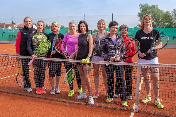 Mitglieder - Tennisverein TC Hengersberg