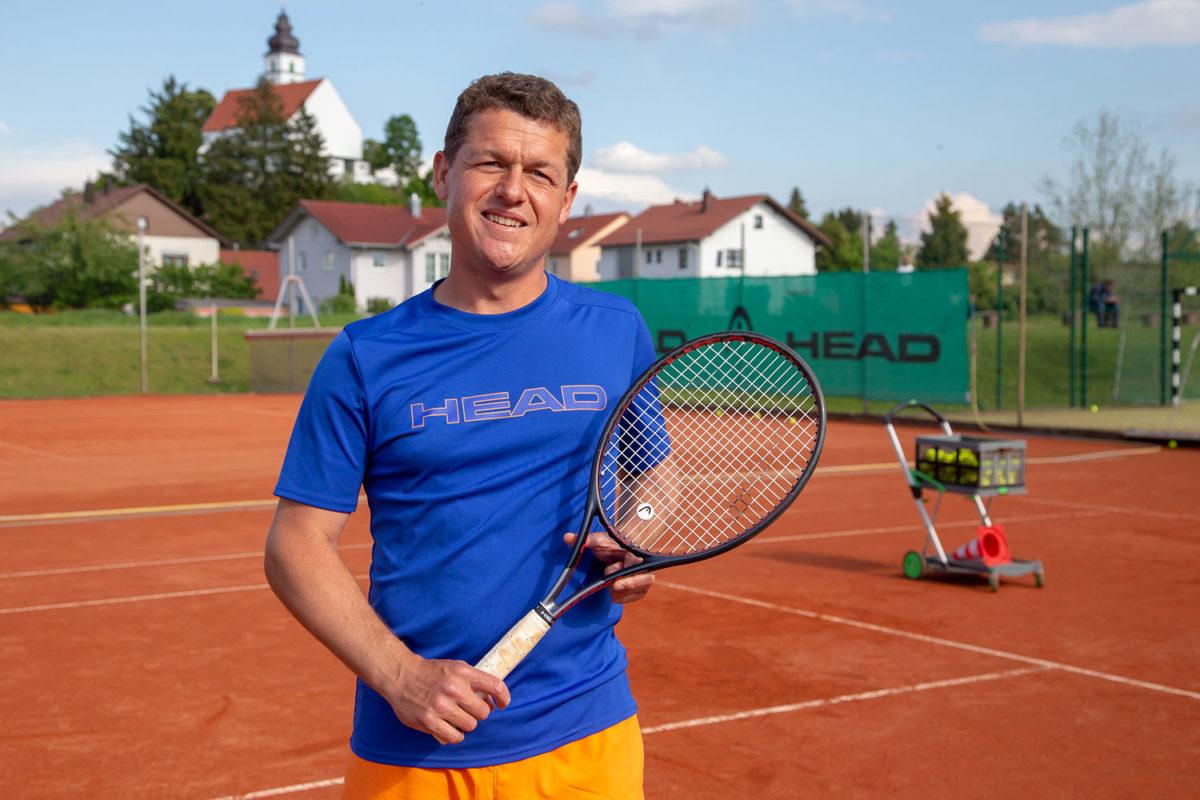 Raimund Knogler - Saisonauftakt Landesliga-Herren 2019