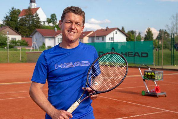 Privattraining - Tennisschule Raimund Knogler | TC Hengersberg
