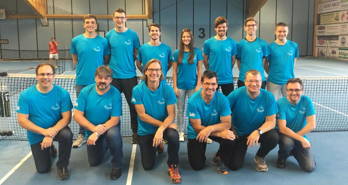 Trainerteam TC Hengersberg 2018