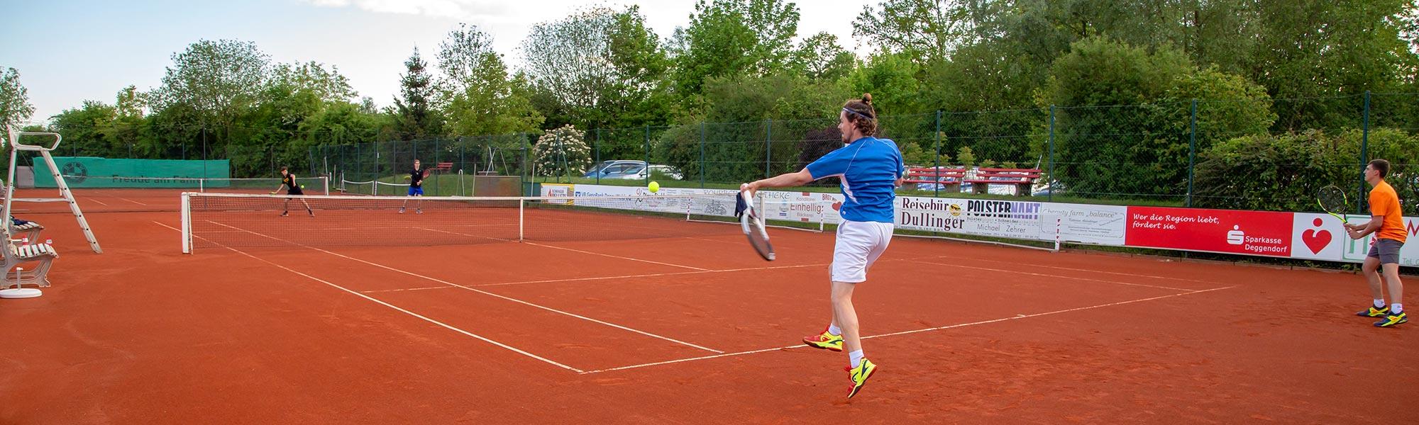 Tennis-Turniersport - TC Hengersberg