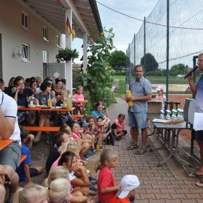 Saisonabschlussfeier der Mannschaften 2019 | TC Hengersberg