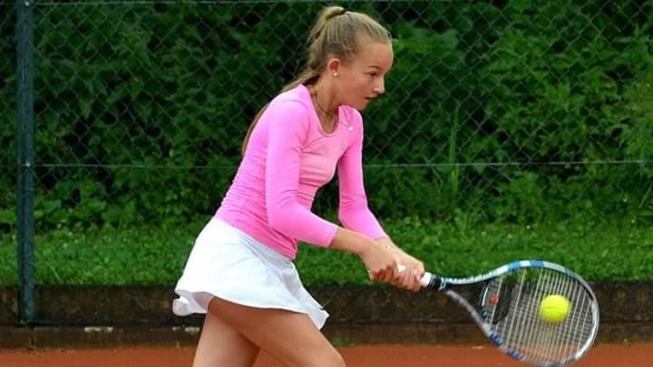 Hannah Brandl - die niederbayerische Meisterin U16